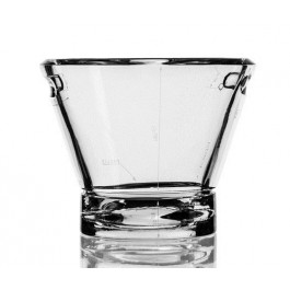 """BOMMA Morse Collection Crystal Champagne Cooler, 9.5"""""""