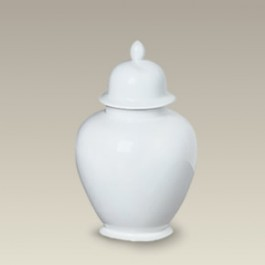 "10"" Covered Urn"