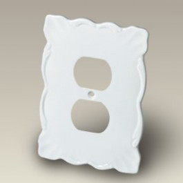"3.75"" x 5.25"" Outlet Receptacle Cover"