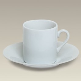 3 oz. Demitasse Espresso Cup and Saucer