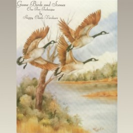 Game Birds and Scenes by Skippy Clark