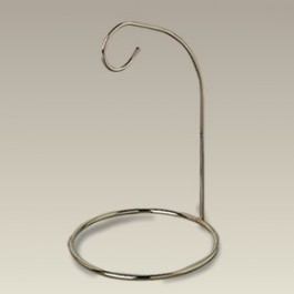 Brass Plated Ornament Stand