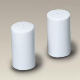 Cylinder Salt and Pepper Shakers