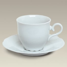 8 oz. Simona Cup and Saucer