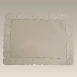 "Lindner Mirror, 26.5"" x 20.5"""
