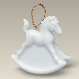 "3"" Rocking Horse Ornament"