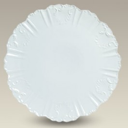 "14.25"" Serving Plate, SELECTED SECONDS"