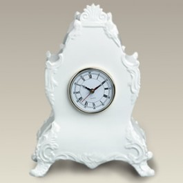 """12"""" Footed Clock, SELECTED SECONDS"""