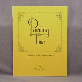 Painting Time by Norma Gulick, CLOSEOUT SPECIAL