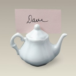 Teapot Place Card Holder