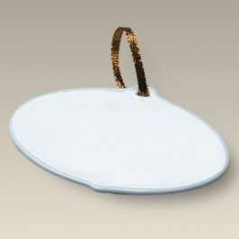 "3.75"" Oval Ornament"