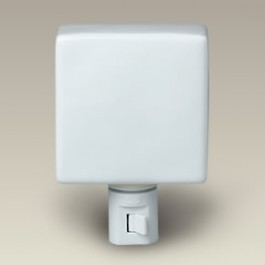 "4.5"" Square Night Light, SELECTED SECONDS"