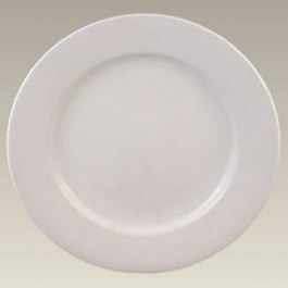 """Charger Plate, 12"""" Rim Shape, SELECTED SECONDS"""
