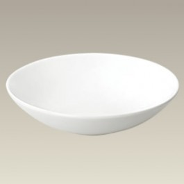 "Coupe Shaped Pasta Bowl, 9.125"", SELECTED SECONDS"