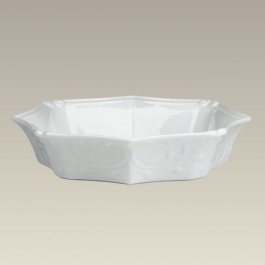 Octagonal Embossed Baking Dish, 10.125""