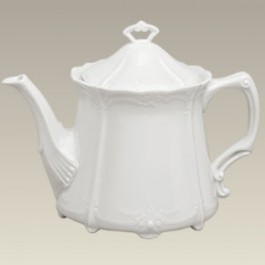 Baroness Scrolled Teapot, 39 oz.
