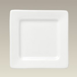 "5"" Rim Shape Square Plate"