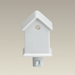 Bird House Night Light, 5.25""