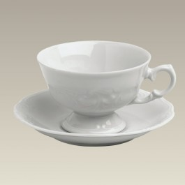 Frederyka Cup and Saucer, 7 oz