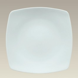 "8.125"" Square Coupe Plate"