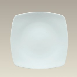 """7"""" Square Coupe Plate"""