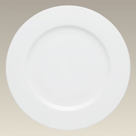 """12.5"""" Rim Shape Charger Plate, SELECTED SECONDS"""