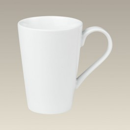 12 oz. Tapered Mug, 4.75""