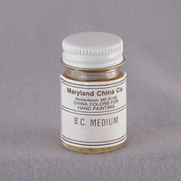 BC Medium, 0.5 Oz.