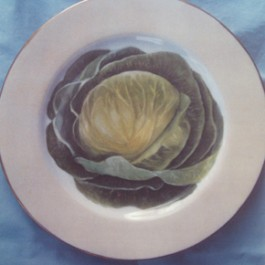Green Cabbage by Camille Muller