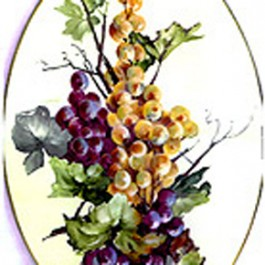 Grapes by Mary Ashcroft