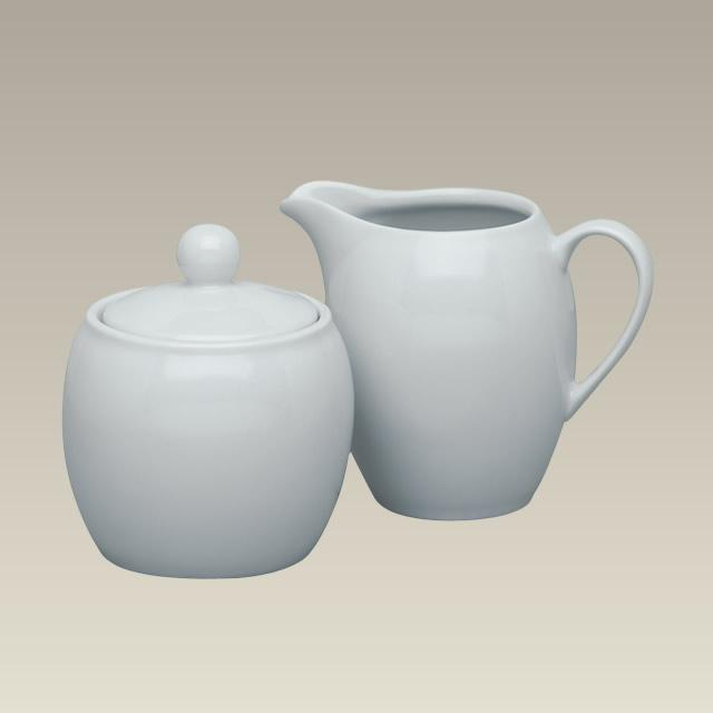 Sugar and Creamer, 4""
