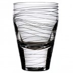 10 ounce BOMMA Dune Collection Crystal Water Glass - Set of 2