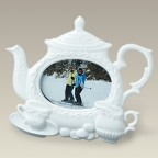 """7"""" x 6"""" Teapot Picture Frame, SELECTED SECONDS"""