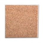 "Cork Backing for 6"" Tile"