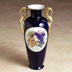 Hampstead Swan Vase, 14.25""