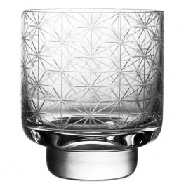 7.7 ounce BOMMA Stellis Collection Crystal Vodka Glass - Set of 2