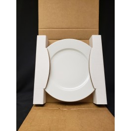 """Box for Individual Plate, up to 10.75"""""""