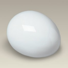 "2.75"" Glazed Egg"