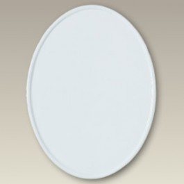 """9.5"""" x 7"""" Oval Plaque"""
