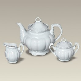 Tea Set with 42 oz. Teapot