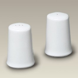 Oval Salt and Pepper Shakers