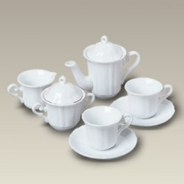 9 Piece Miniature Tea Set