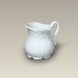 2 oz. Porcelain Pitcher