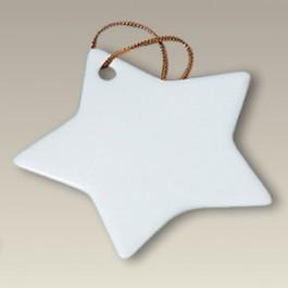 "3"" Star Ornament"