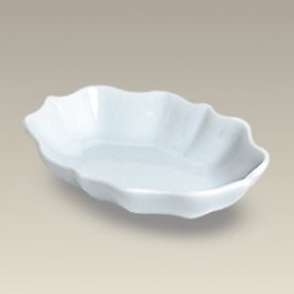 "4.25"" Oval Soap or Mint Dish"