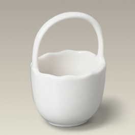 "3.25"" Cameo Bone Basket"