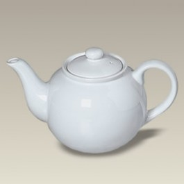 42 oz. Ceramic Teapot
