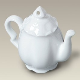 "2.5"" Teapot Ornament"
