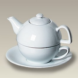 Tea for One Set with 16 oz. Teapot, SELECTED SECONDS