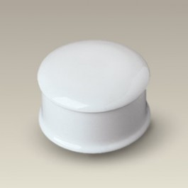 "2.25"" Round Box with Flared Bottom"
